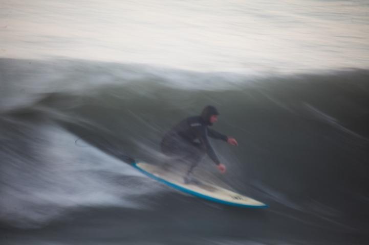 long exposure surfing