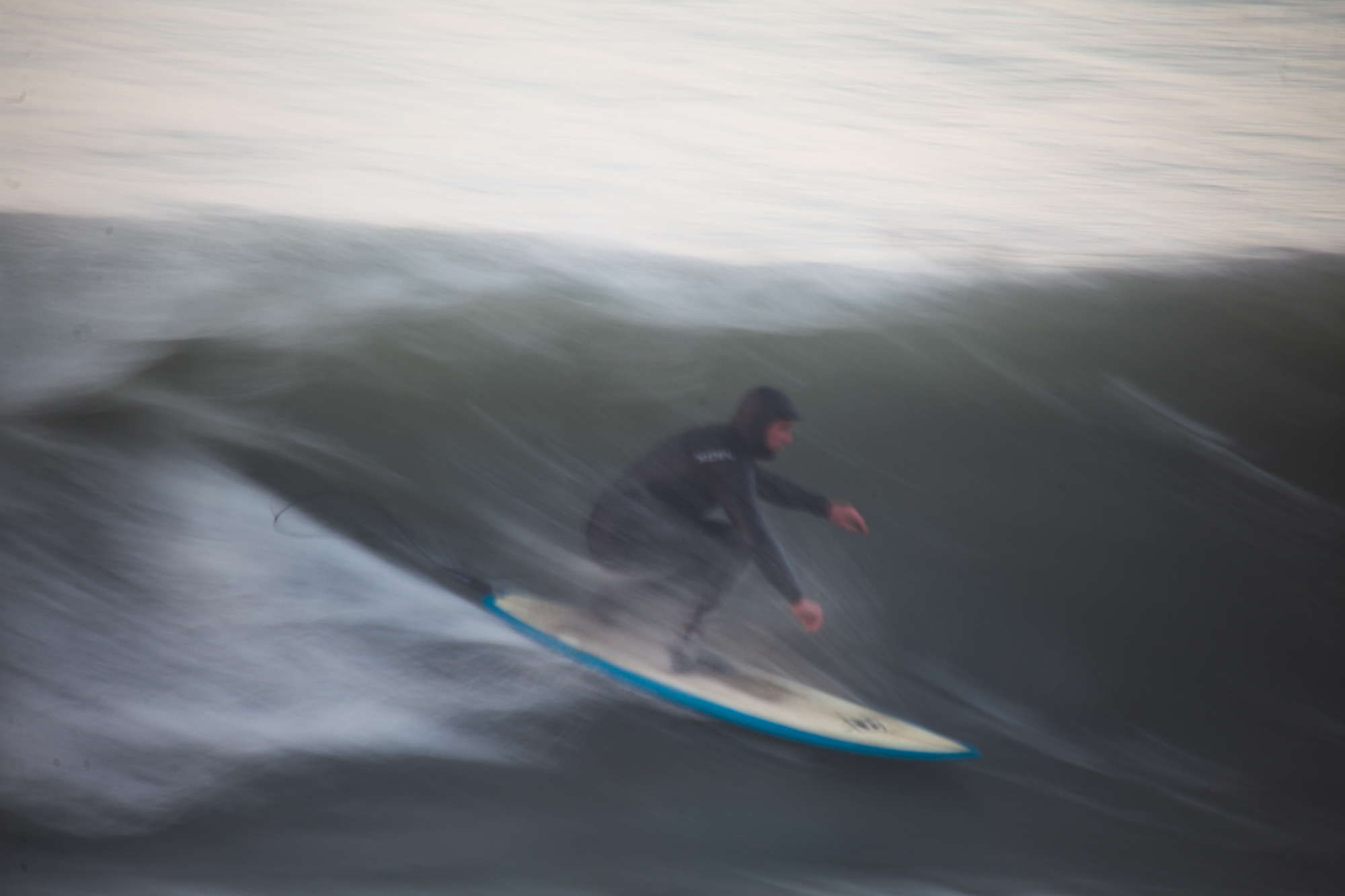 long exposure surfing