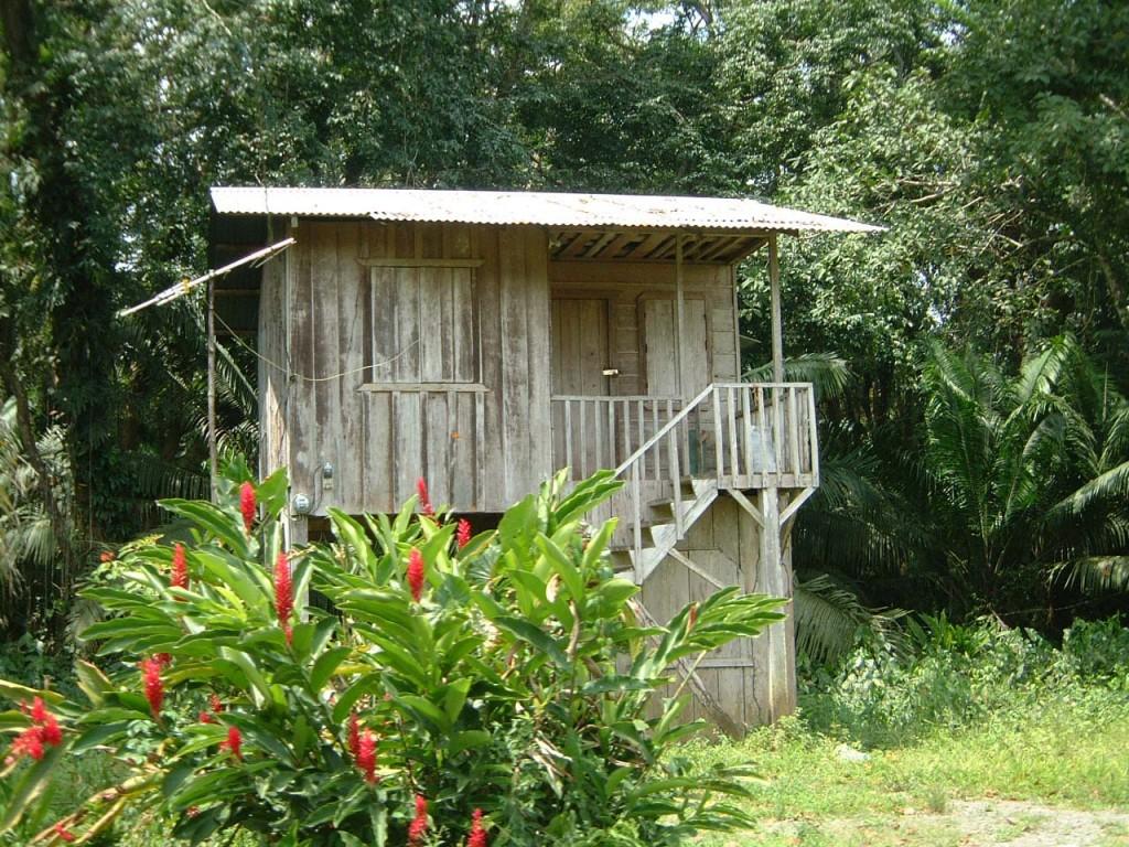 Carribean house