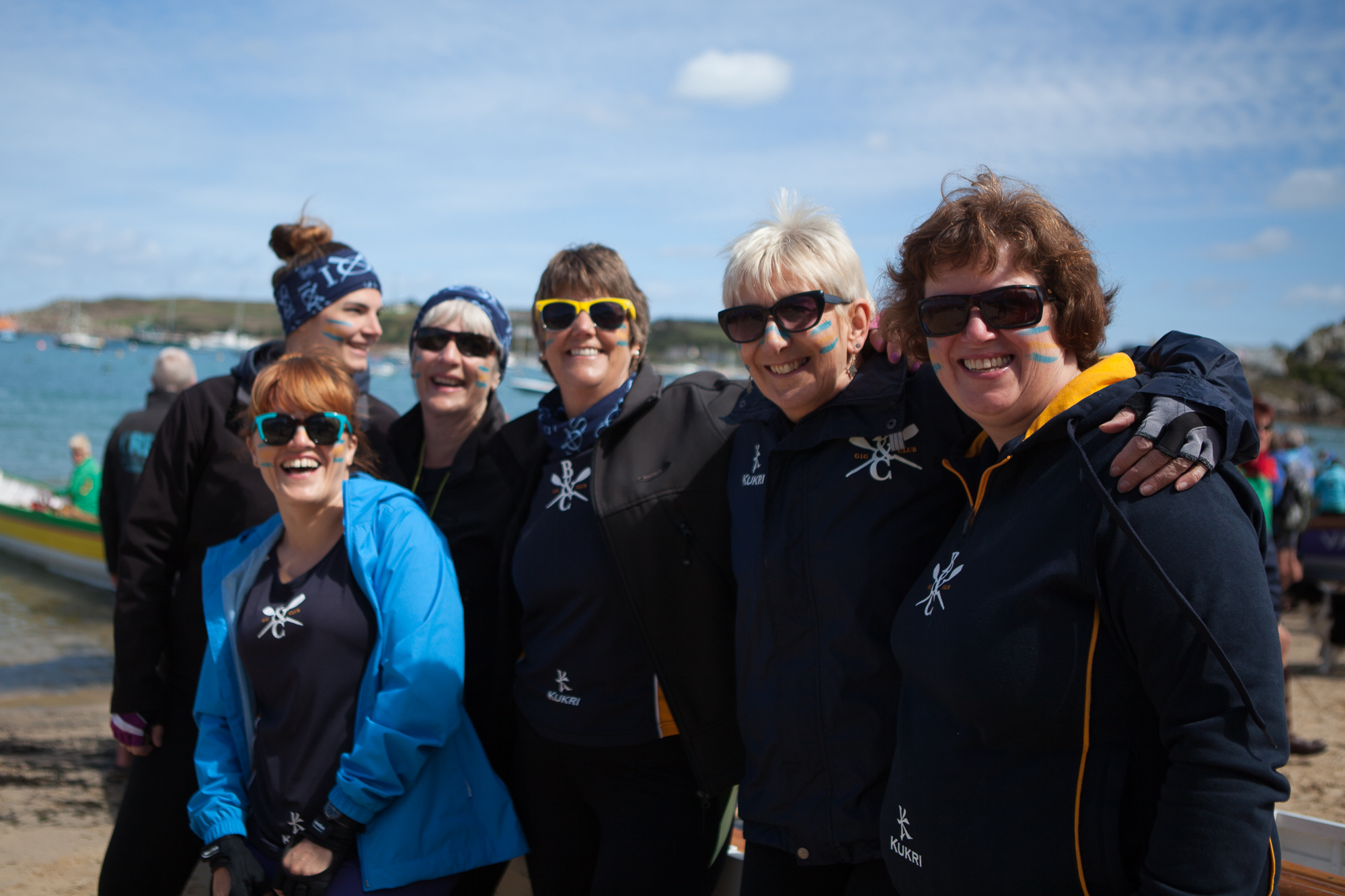scillies B&CGC Ladies c