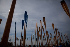 gig oars at the world championships